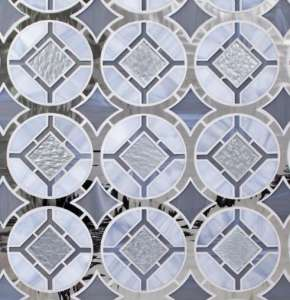 Devotion Manhattan Glass Tile from Architectural Ceramics
