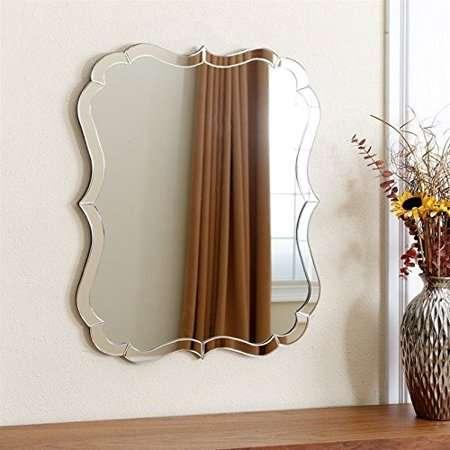 Olivia Rectangle Wall Mirror