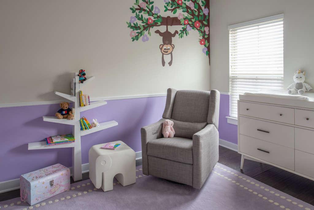 Nursery Design Washington DC