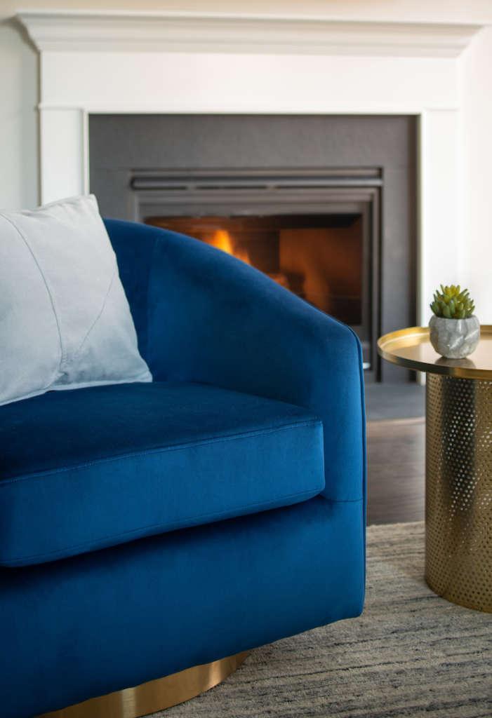 Living Room Design Washington DC