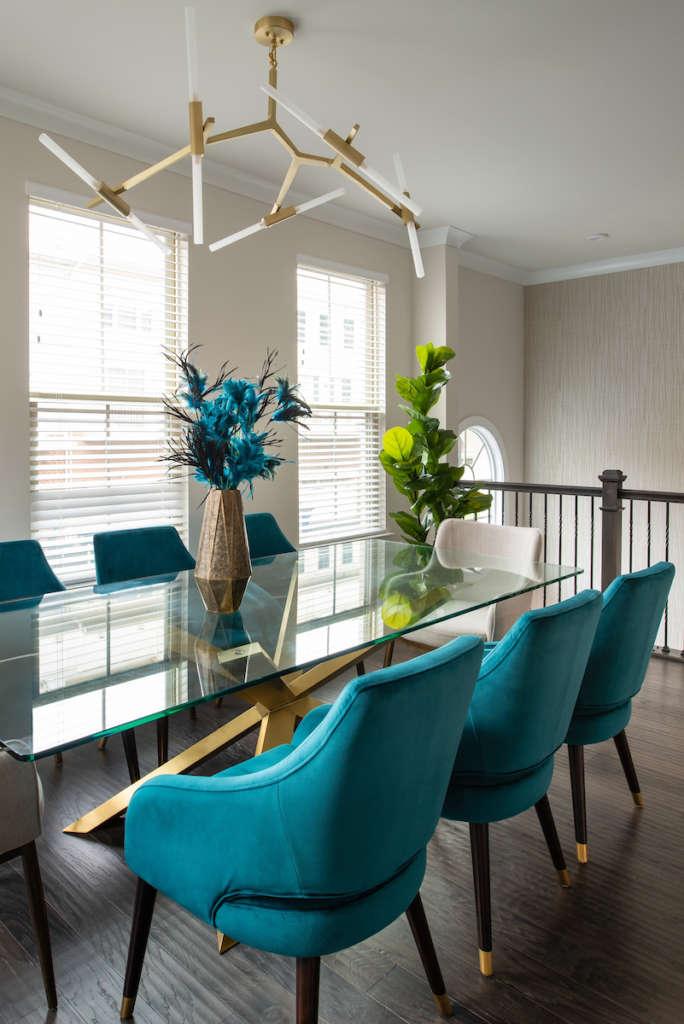 Dining Room Design Washington DC